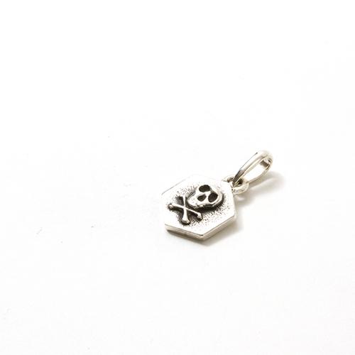 Skull and crossbones coin pendant aileyan skull and crossbones coin pendant aloadofball Gallery