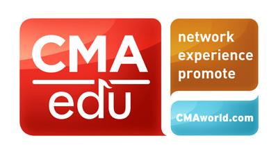 CMA EDU logo