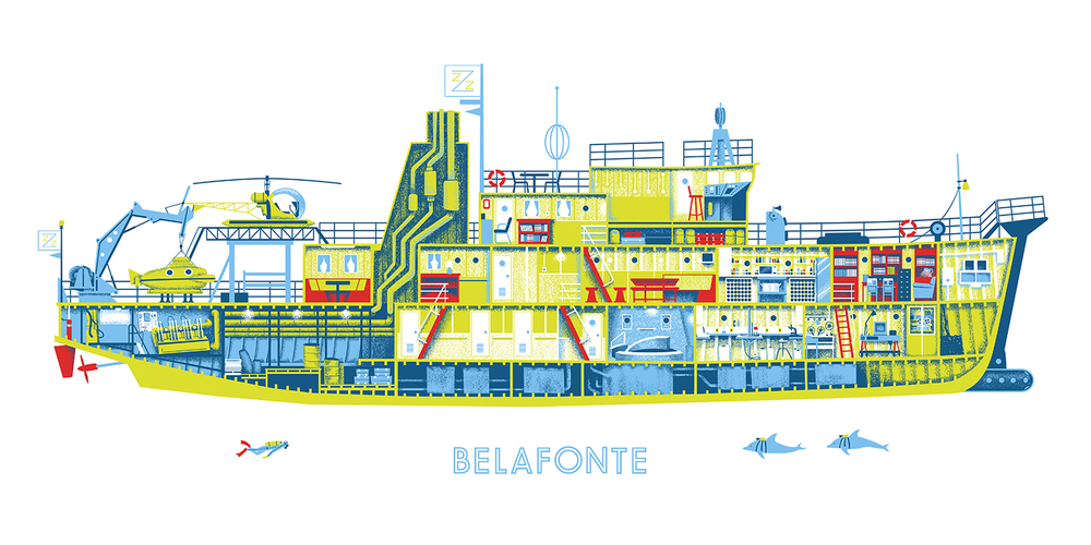 The Belafonte by Alex Pearson