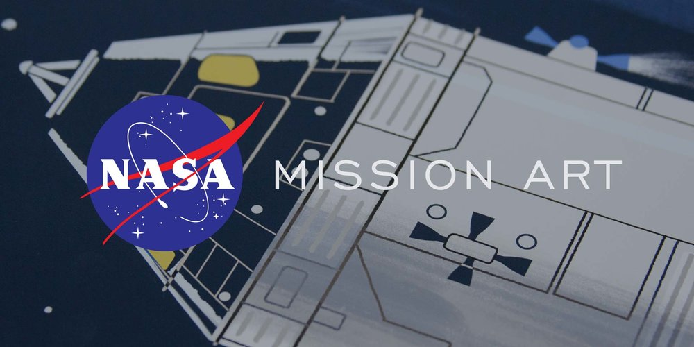Nasa Mission Art