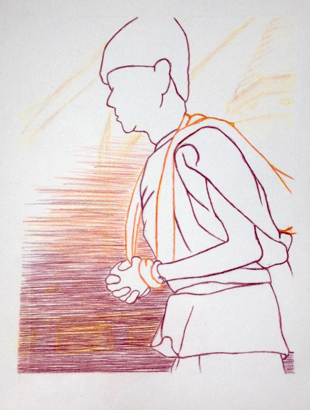 Modern Monks III