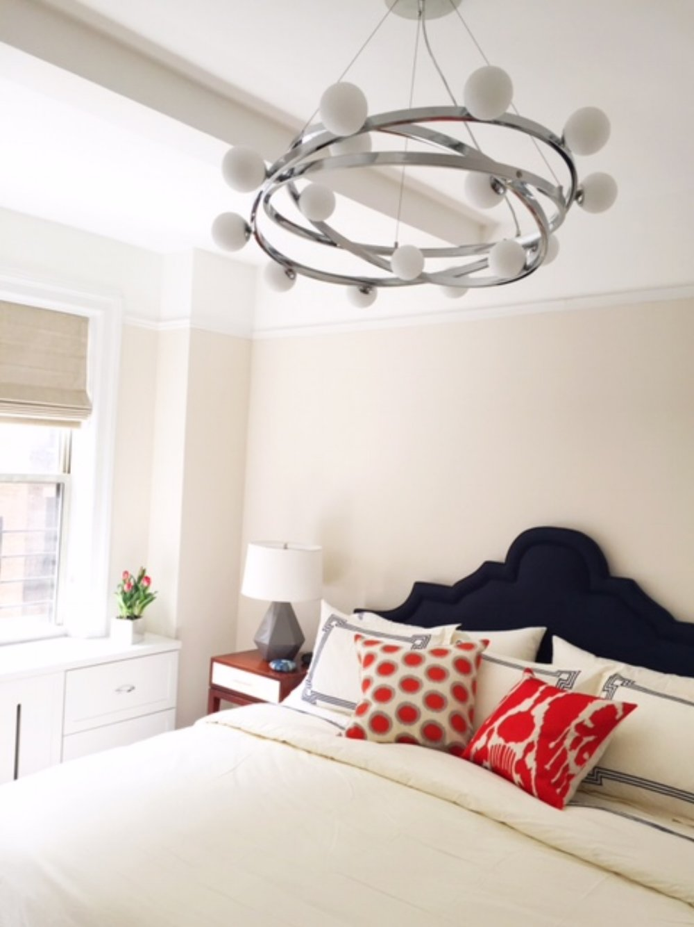 Upper West Side Master Bedroom