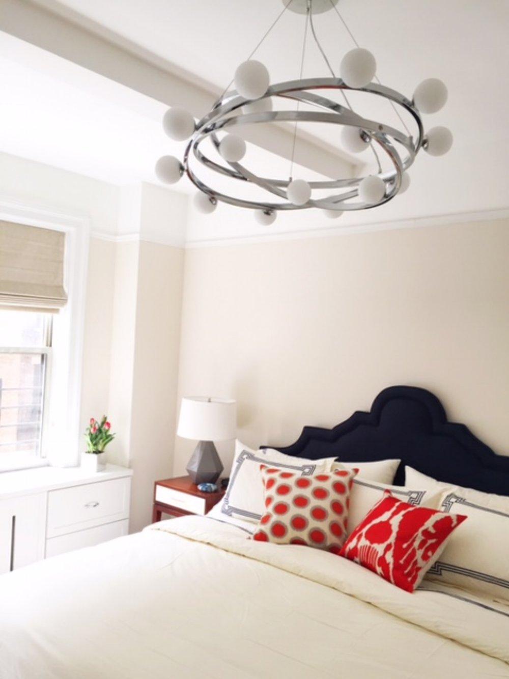Upper West Side Master Bedroom