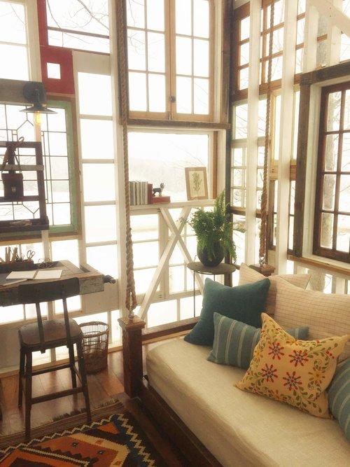 treehouse masters glasshouse treehouse - Treehouse Masters Interior