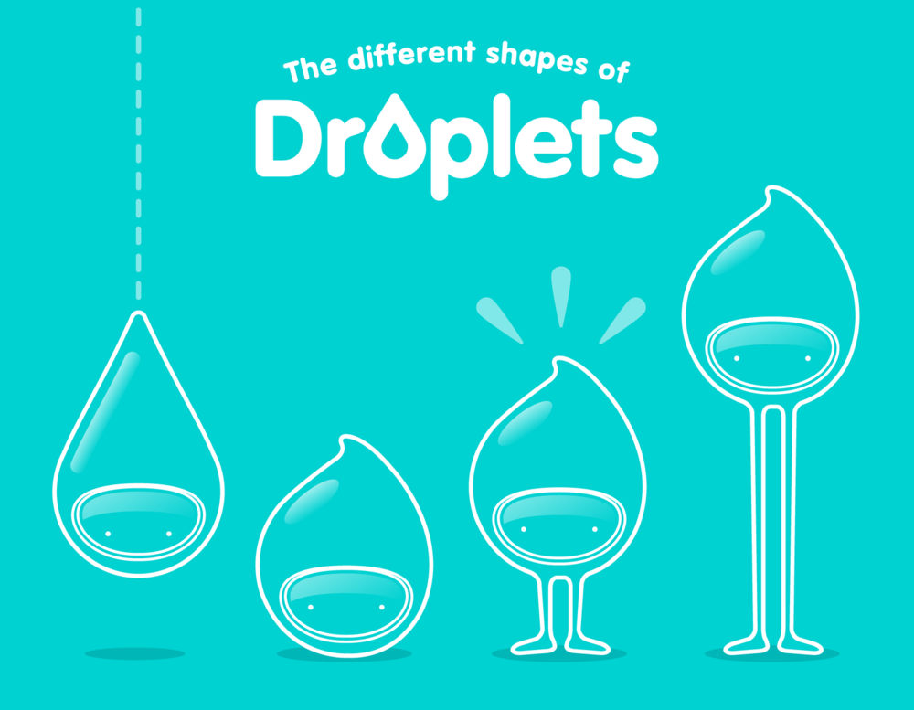 Droplets different Shapes sq-02.png