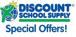Shop special deals from Discount School Supply.