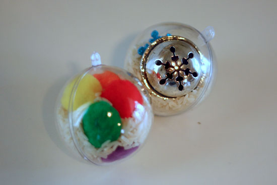 gaby hidden treasure ornaments