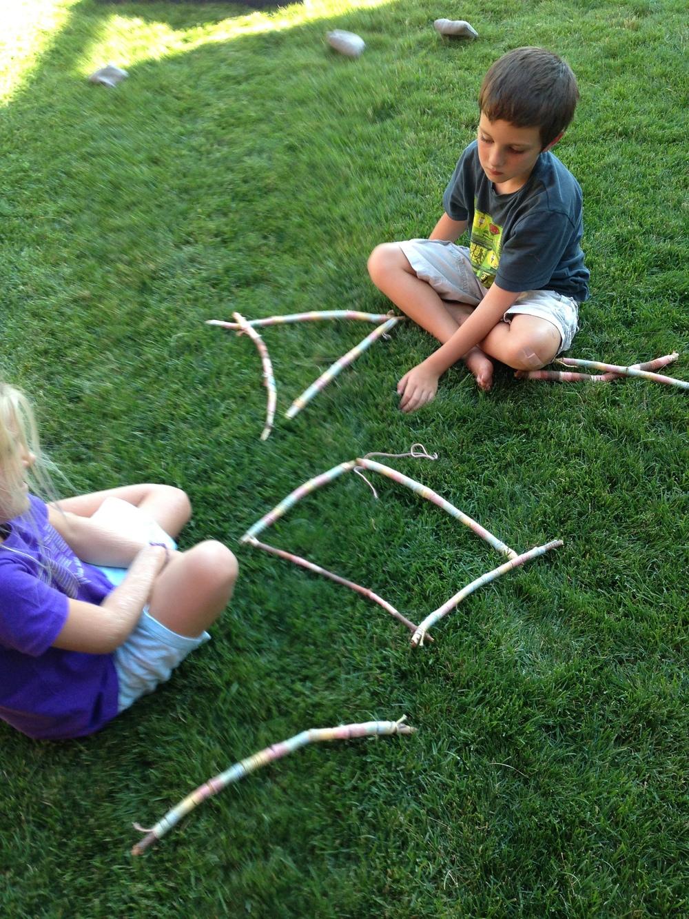 Sharron Stick Yarn 5