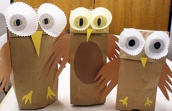 owlpuppets