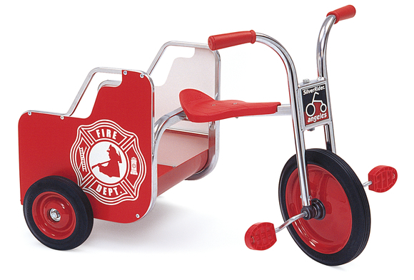 fire engine trike