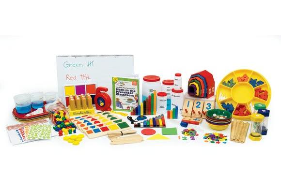 Highscope Math Kit