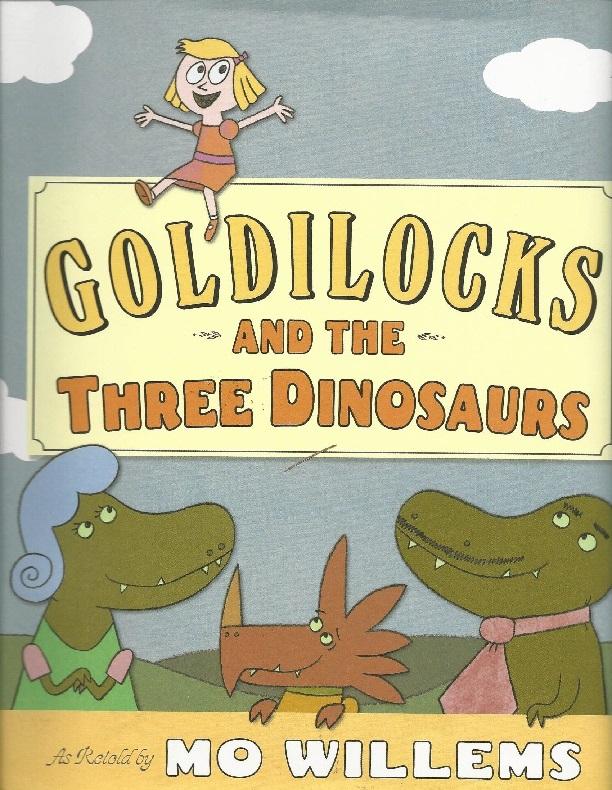 John Funk Goldilocks 3 Dinosaurs