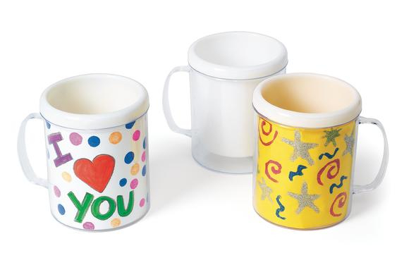 Design Your Own Mugs - Set of 12