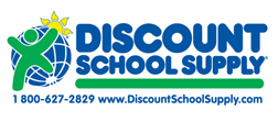 Discount School Supply is a proud sponsor of 2014 The Educator's Voice Awards.