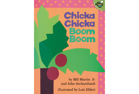 By Bill Martin Jr. and John Archambault; illustrated by Lois Ehlert        $7.59
