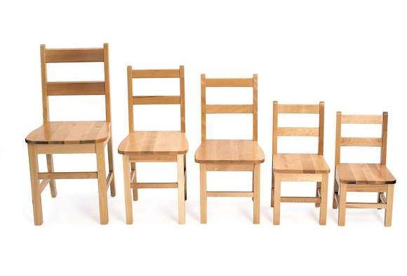 Solid Maple Chairs  Item # PXSWP7110