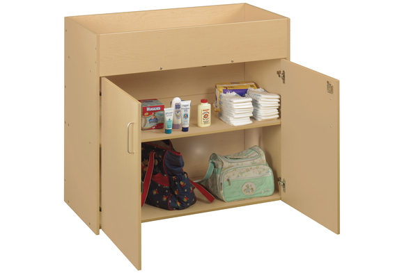 eco™ Changing Table - With Doors Item # 3091