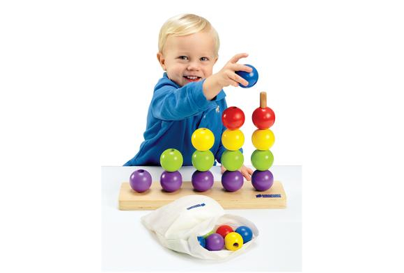 Giant Toddler Stack & Count - 26 Pieces   Item # TODSTACK