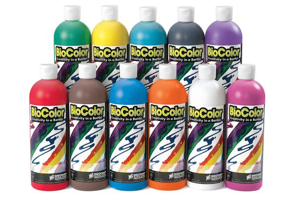 BioColor® Paint, 16oz. - Set of 11