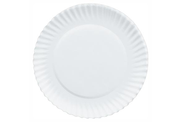 "6"" Paper Plates - Case of 1000   Item # CASEPLATE    Your Price:  $35.99"