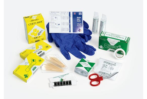 Head Start First Aid Kit Refill - 72 Pieces   Item # HSTARTR    Your Price:  $29.95