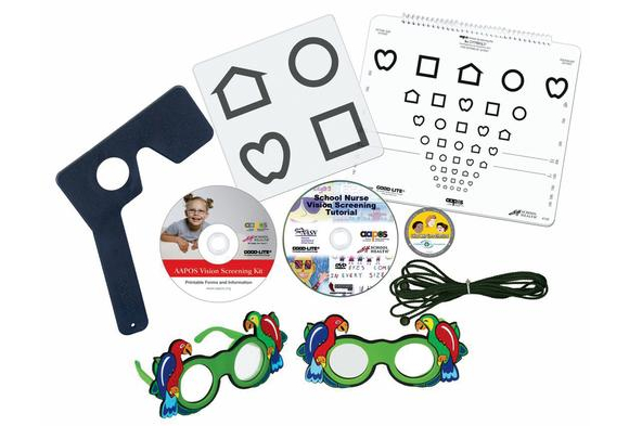 Head Start Vision Screening Kit   Item # VISIONK    Your Price:  $129.99    Compare at: $250.00