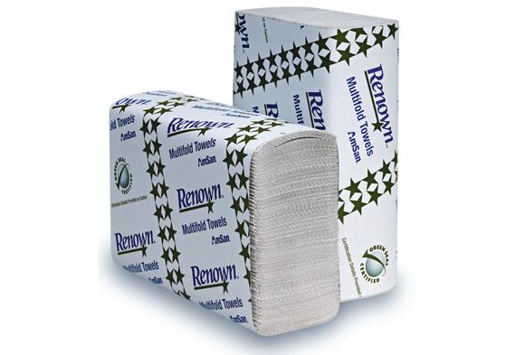 Renown® GS Multi-fold Towel - Case of 20   Item # MULTIW    Your Price:  $42.99