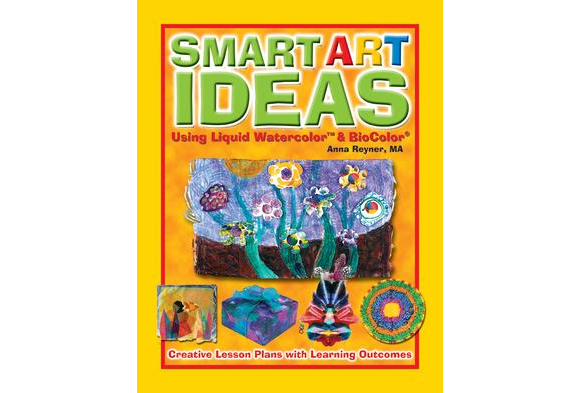 Smart Art Ideas Activity Book Item # SMARTART
