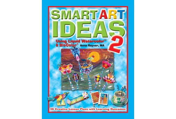 More Smart Art Ideas Activity Book    Item # MOREART