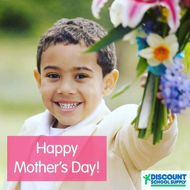 Happy Mother's Day from Discount School Supply ♥️
