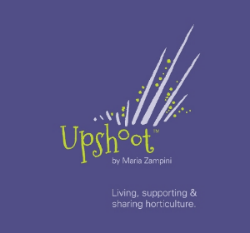 UpShoot LLC:  UpShoot is a boutique horticulture marketing firm. Maria Zampini and her team are passionate about plants – growing and locating new ones to bring to market. They love sharing their horticultural knowledge from breeders and growers to the media, garden centers and consumers. UpShoot nurtures new plants and garden-related products into successful nationwide brands through their hands-on, grass-roots sales, licensing and marketing efforts.  For more information, go to their website or contact Maria Zampini at 440-812-3249 or maria@upshoothort.com