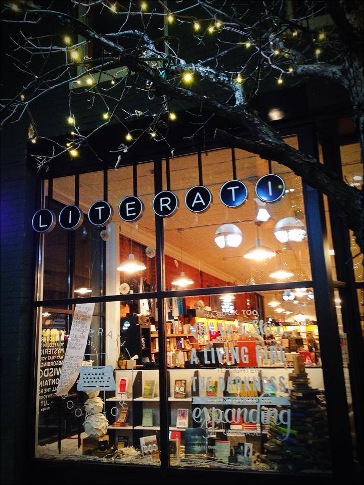 Literati- a great independent book store in Ann Arbor, MI.