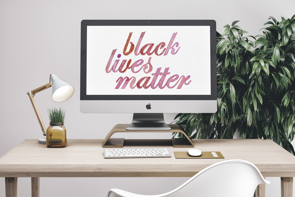 Black Lives Matter Clip Art