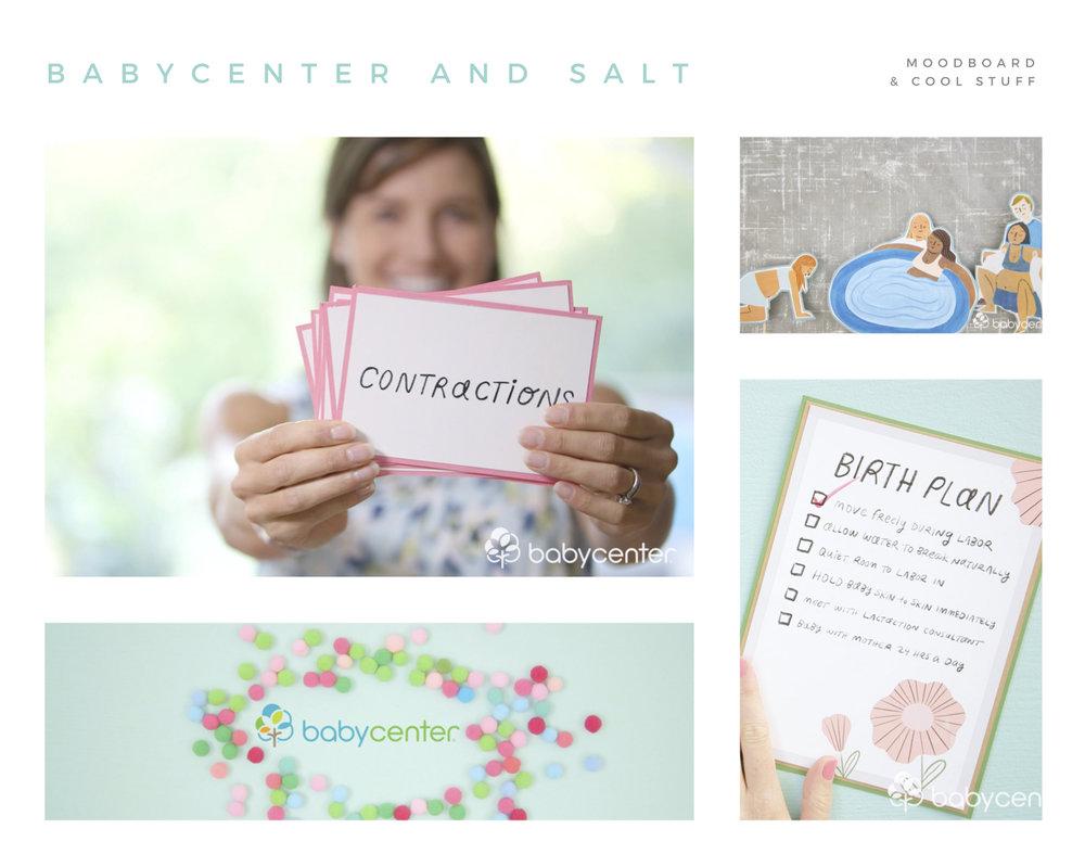 BabyCenter and SALT
