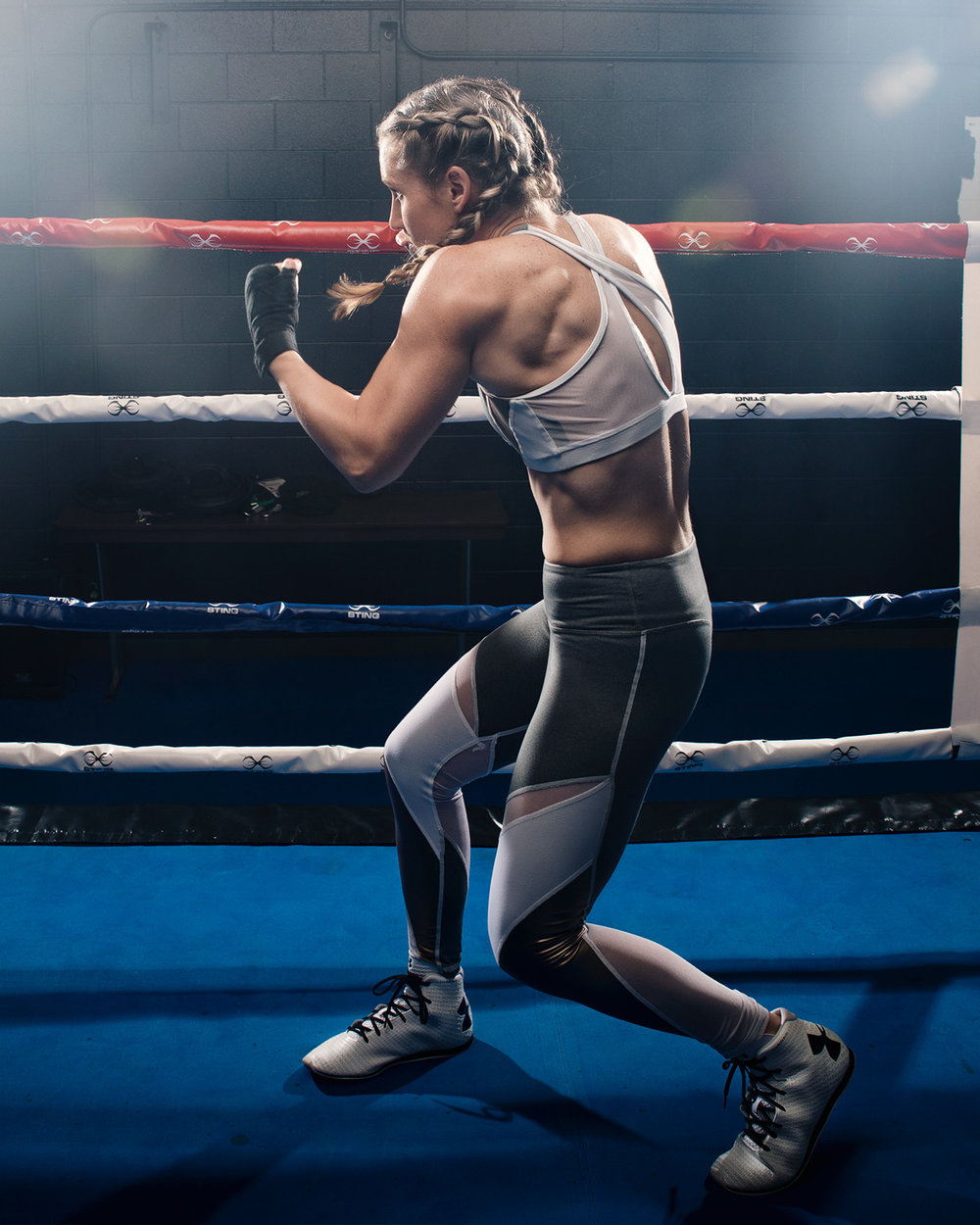 Ginny Fuchs - USA Boxing