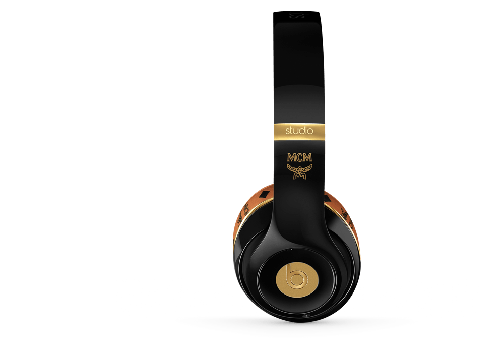 These are not your average headphones...these are super slick and super fancy.