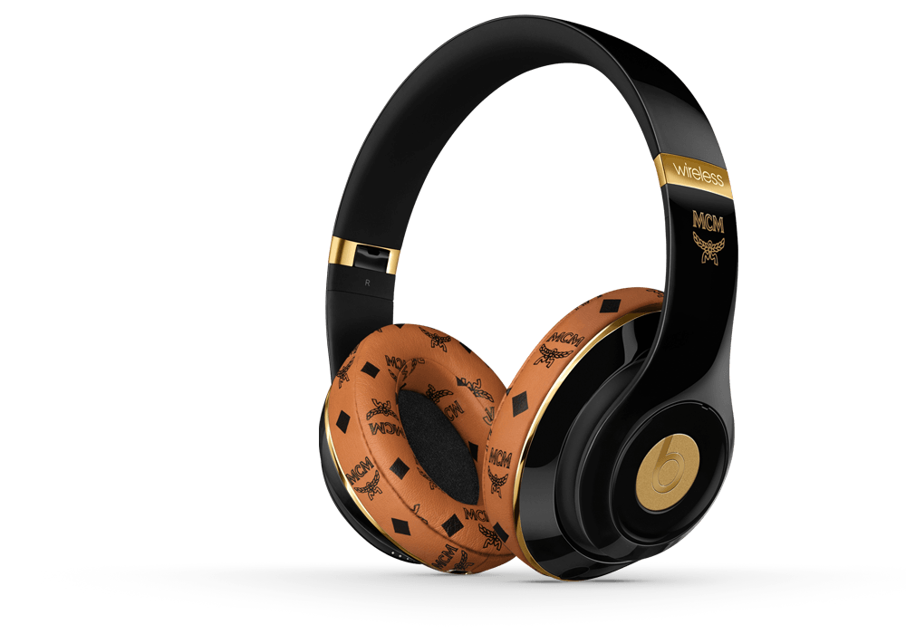 Listen to your favorite beats + tunes in style.