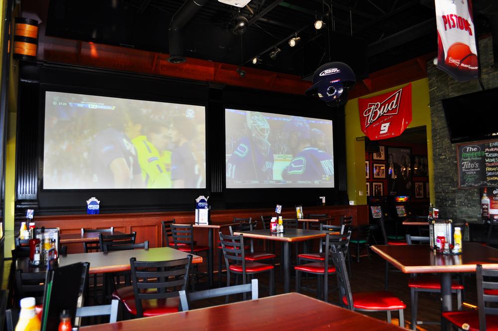 Big Screens