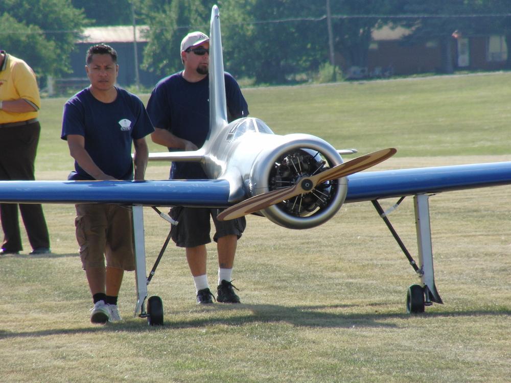 Aero H1 Racer AMA flight line