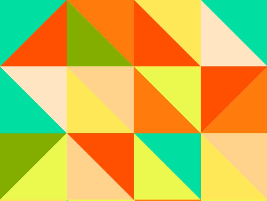 Estampa geométrica by Oh Lindeza