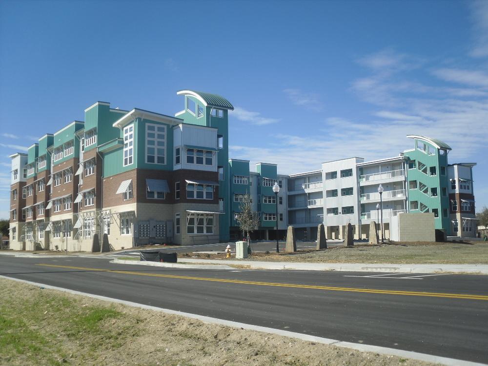 West Yard Lofts-North Charleston, sc