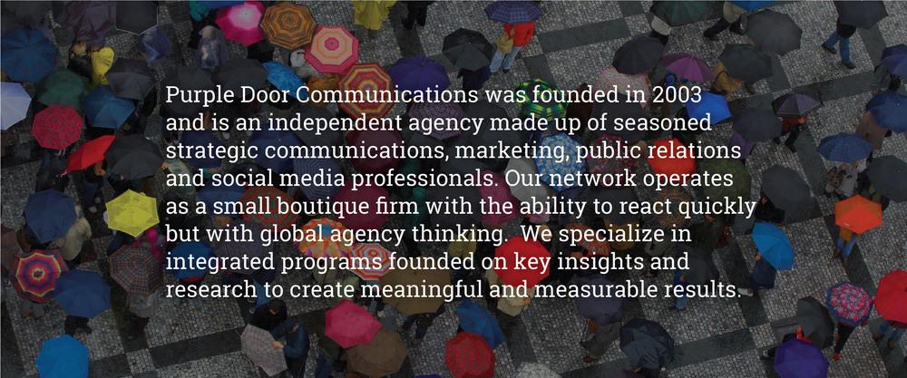 Purple Door Communications 2