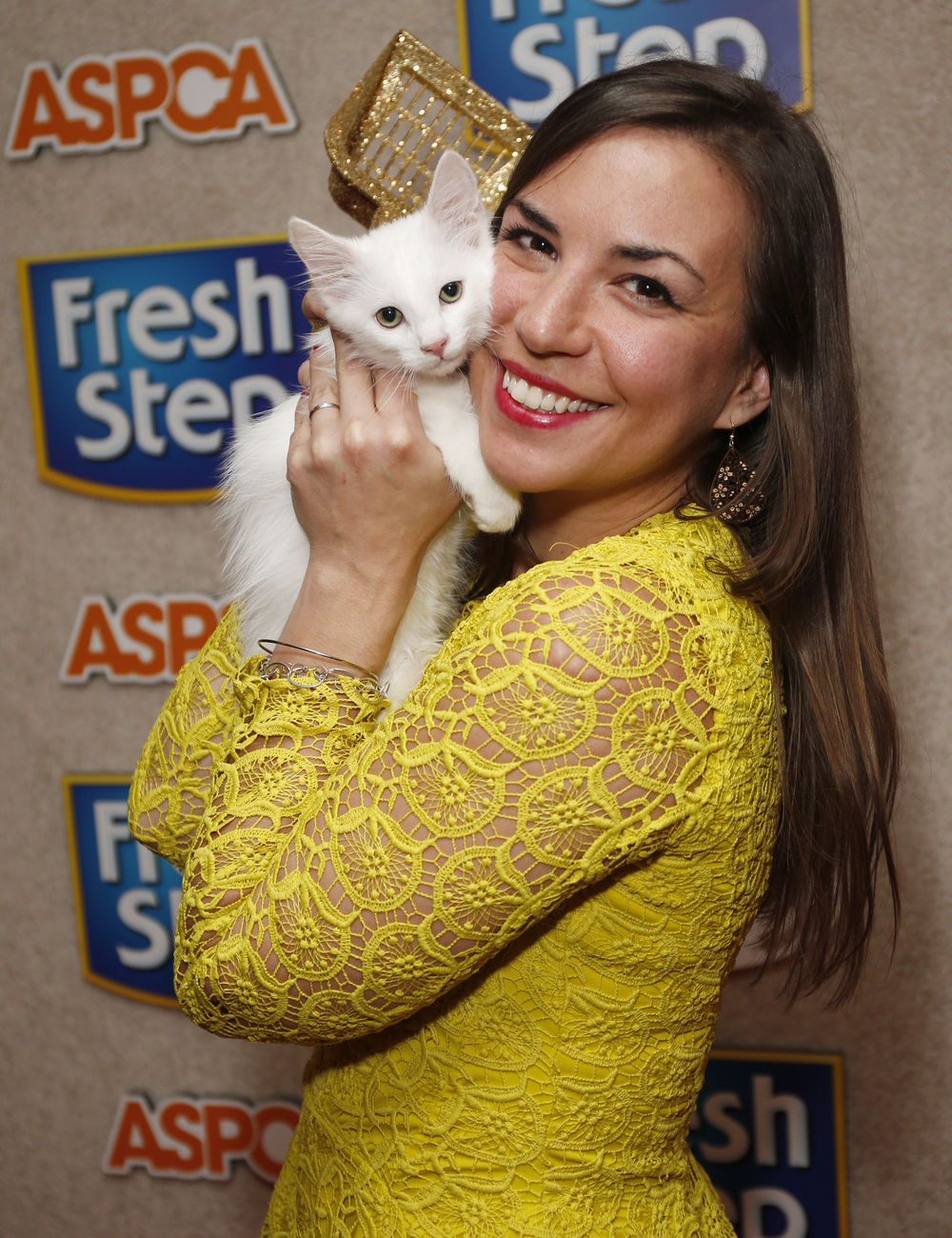 Alana Grelyak with Golden Litter Scoop and Kitten copy.jpg