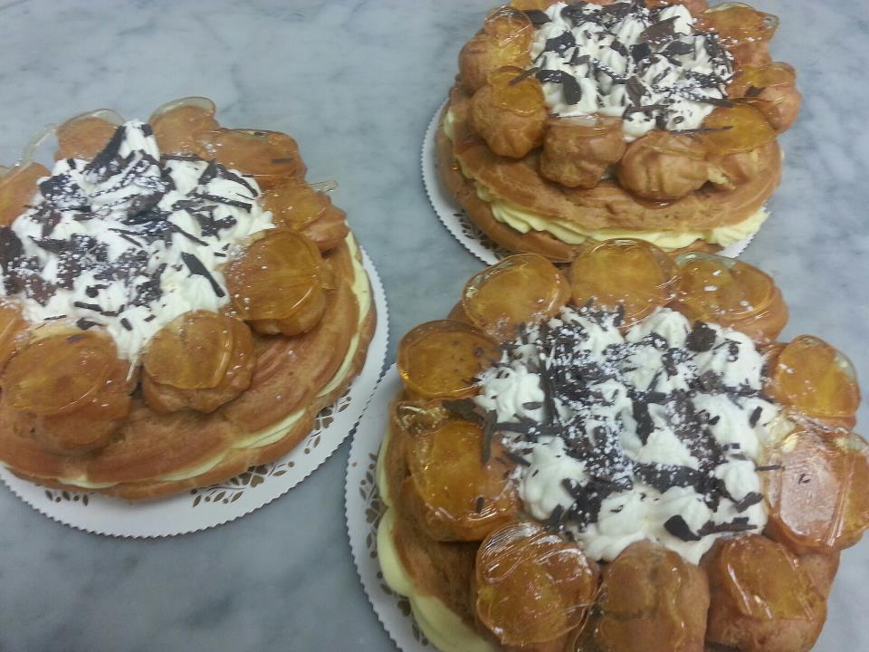 St Honore Cakes