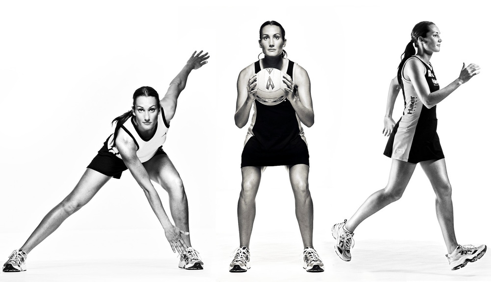 ACC Netball physio warm-up
