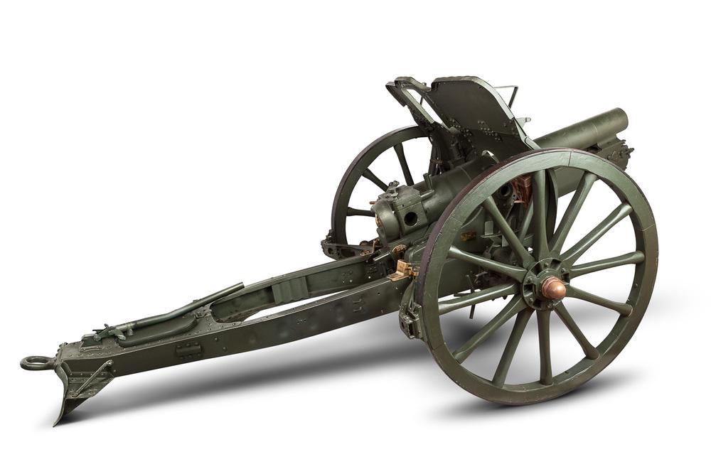 WW1 Howitzer at Waiouru