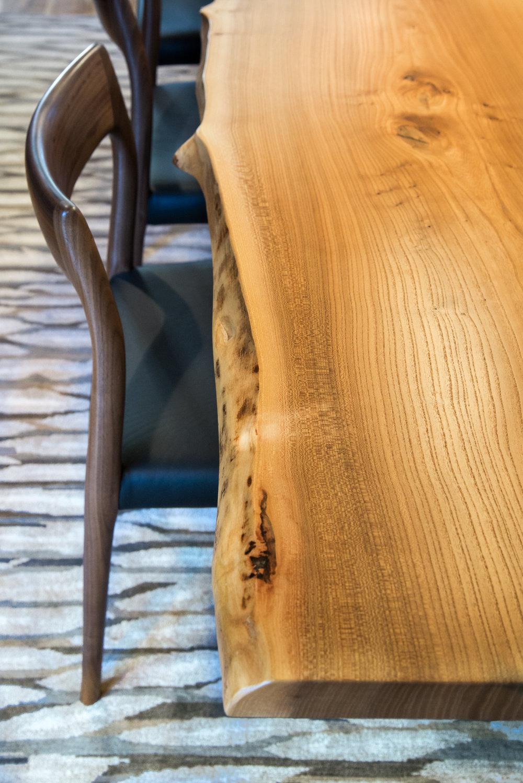 Contemporary Dining Room furniture selection and interior design - Reno, Nevada - Kovac Design