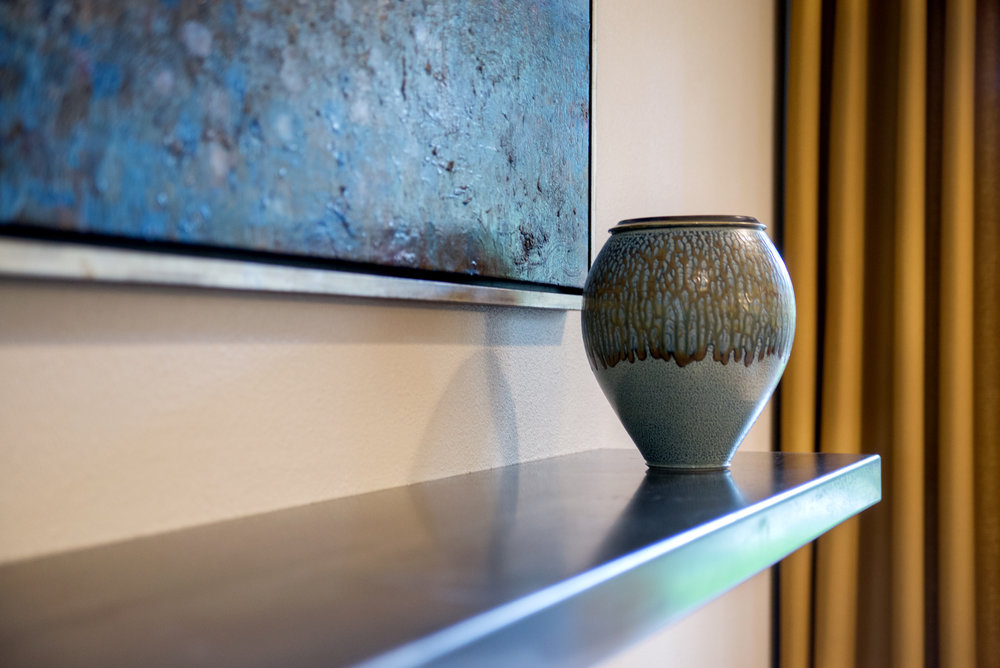 Contemporary objet d'art selections and interior design - Reno, Nevada - Kovac Design