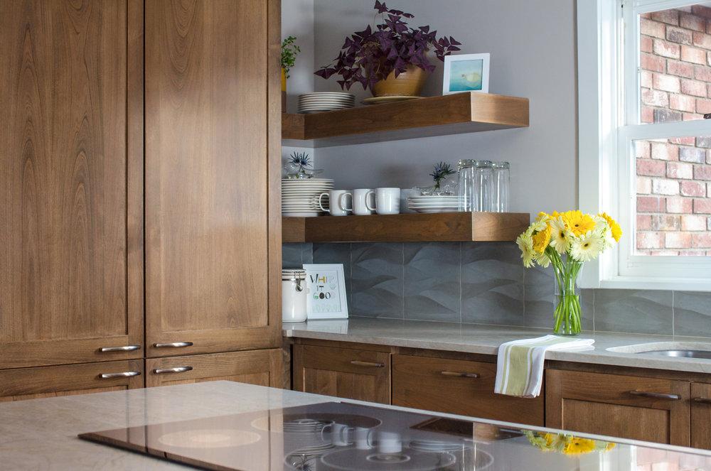 Modern Kitchen renovation and interior design - Reno, Nevada - Kovac Design
