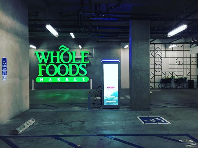 KombuchaDog is now available in many Southern Califorinian Whole Foods.  If it's not at your local store, ask a team leader to get in touch with us for their first order, and we'll get it there ASAP. Don't forget about the free EV charging either! 😂 #kombuchadog #kombucha #rescuedogs #healthyliving #wholefoods #dtla
